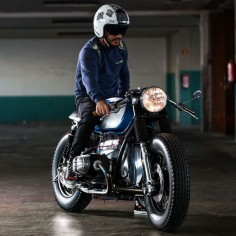 OVERBOLD MOTOR CO. — @Cafe Racer by CAFE RACER #caferacergram # |...