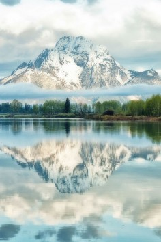 Oxbow - Grand Teton National Park, Wyoming, United States