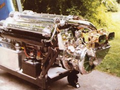 Packard Hydroplane engine