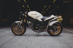 """Pandora"" Ducati Monster 750 by Motolady 