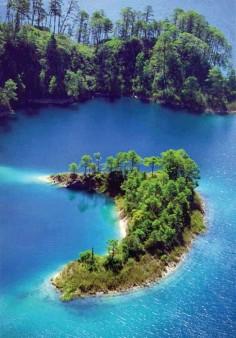 Parque Nacional Lagunas de Montebello, Chiapas, #México