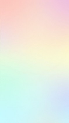 pastel colors gradient iPhone wallpapers