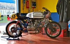 Paul Smart | Inazuma café racer