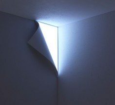 Peel Wall Light Looks Like Your Wall Is Peeling Off To Reveal Wonders Beneath
