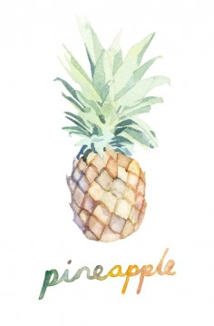 Pineapple ★ Find more fruity Android + iPhone wallpapers @iPhone Wallpapers