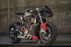 #Ducati 749 custom