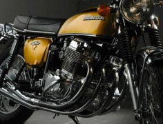 #Honda CB 750 Four - The Legend