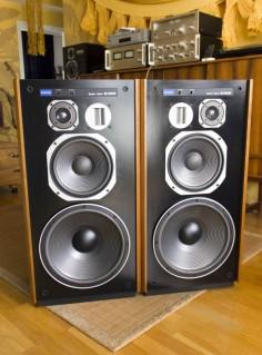 Pioneer S-1010 speakers