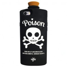 Poison 3D iPhone 6/6S Case (Black) by Valfre | Valfré