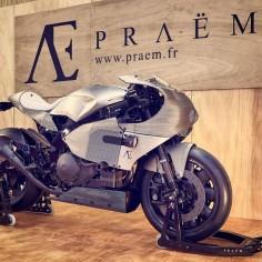Praëm AE SP3 #motorcycles #caferacer #motos |