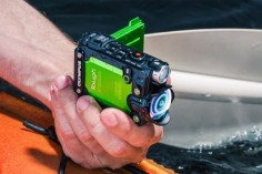 Press Record And Give it Hell - The Olympus TG-Tracker