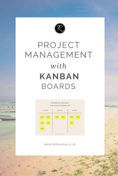 Project management for your business using Kanban boards (an easy Agile tool!)
