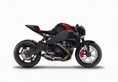 Project on Buell CR 1125 basis