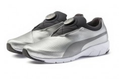 Puma has collaborated with Designworks — BMW's for-hire design agency — to make a new shoe that pays homage to one of the stranger concept cars of the last decade. The X-CAT DISC takes