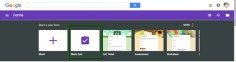 Quizzes in Google FORMS? HOORAY!