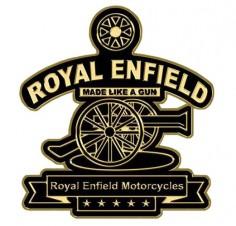 Rabugento Cultura Custom VW: Royal Enfield - Voltando aos trabalhos no blog.