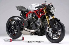 Race frame specialist Pierobon has built a new chassis for the Ducati 1199 Panigale. And it wouldn't take much to turn a Pierobon Panigale into a cool road-legal streetfighter, as this concept by Krax Moto shows.