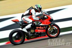 Racer Ride: , Racing Ducati Panigale Superbike