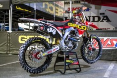 Racing Cafè: Honda Off-Road CRF 250R