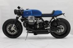"""Racing Cafè: Moto Guzzi California 1400 """"Ristretto """" by Radical Guzzi"""