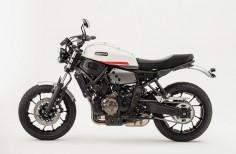 """Racing Cafè: Yamaha XSR 700 """"Clubman"""" by LSL"""