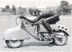 Racing Lambretta