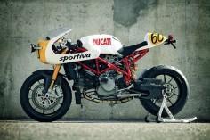 Radical Ducati 7½ Sportiva