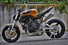 Radical Ducati Matador, plus épurée, tu meurs !