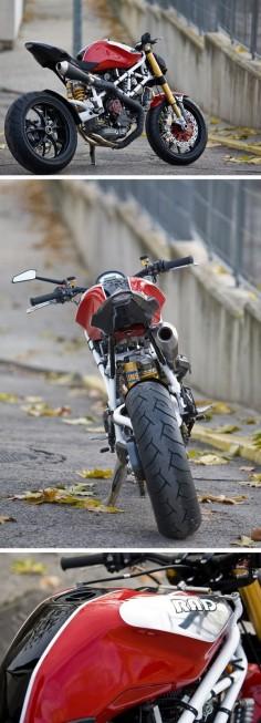 Radical Ducati :: RAD02 Pursang