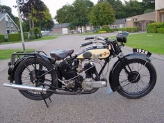Raleigh 1928 496 cc Classic Motorcycle Archive