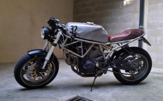 Readers' rides: The 32 LSD | Inazuma café racer