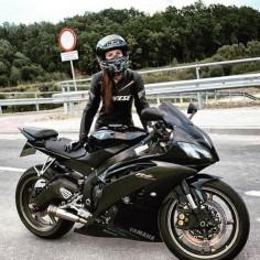 Real Motorcycle Women - shift_life