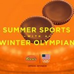 "Reese's Peanut Butter Cups Teams Up with  Olympic Gold Medalist Skier Lindsey Vonn to ""Do Summer Like a Winter Olympian"""