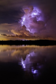 Reflections of Color, Tampa Bay | by Galen Burow
