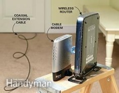 Relocating the router can sometimes make wi-fi faster.