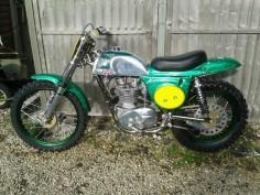 Rickman BSA Victor Metisse Classic pre65 twinshock motocross | eBay