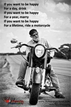 Ride A Motorcycle