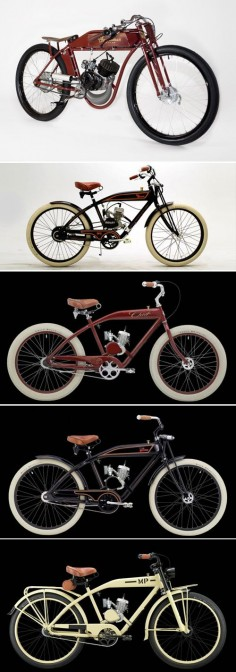 (Ridley vintage motorcycles)