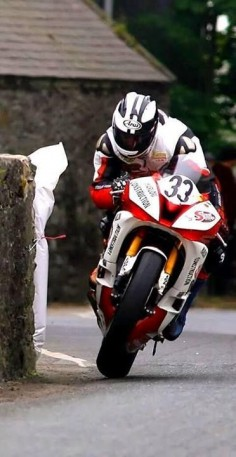 Road racing. Many think MotoGp is the ultimate. What is more dangerous, a stone wall or a lap time  secs faster than the rest.