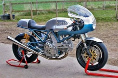 RocketGarage Cafe Racer: Ducati Paul Smart