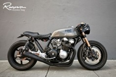 RocketGarage Cafe Racer: Four CB