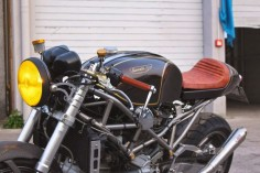 RocketGarage Cafe Racer: Monster S4 Cafe Racer