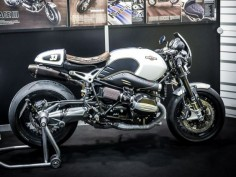 RocketGarage Cafe Racer: Ninetini