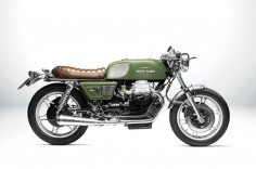 RocketGarage Cafe Racer: Reseda T4 by South Garage