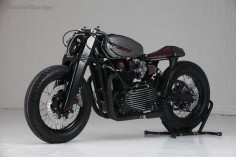 RocketGarage Cafe Racer: Triumph Forty