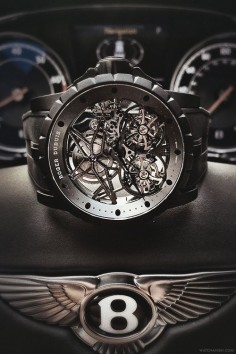 Roger Dubuis Twin Tourbillon