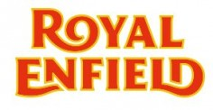 Royal Enfield 2014 New Logo Changed