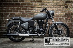 Royal Enfield Makeover, by The Bullet Factory