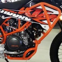 Rumbux KTM 690 Protection Set
