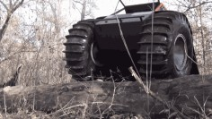 Russian Truck Log